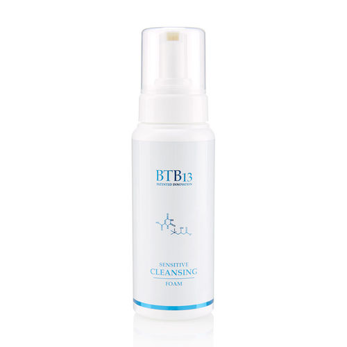 BTB13 Sensitive Cleansing Foam - Puhdistusvaahto 250ml