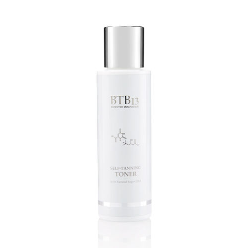 BTB13 Self-Tanning Toner - Itseruskettava Hoitoneste 100 ml