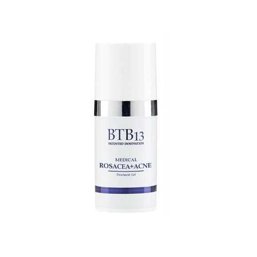 BTB13 Medical Rosacea+Acne Treatment Gel - Hoitogeeli