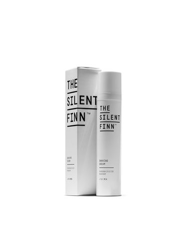 The Silent Finn - Shaving cream - Parranajovoide 50ml