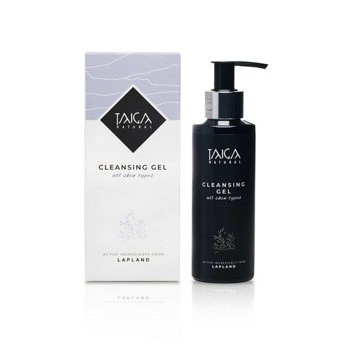 Taiga - Cleansing Gel All Skin Types - Puhdistusgeeli 150ml
