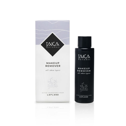 Taiga - Makeup Remover All Skin Types - Meikinpoistoaine 100ml