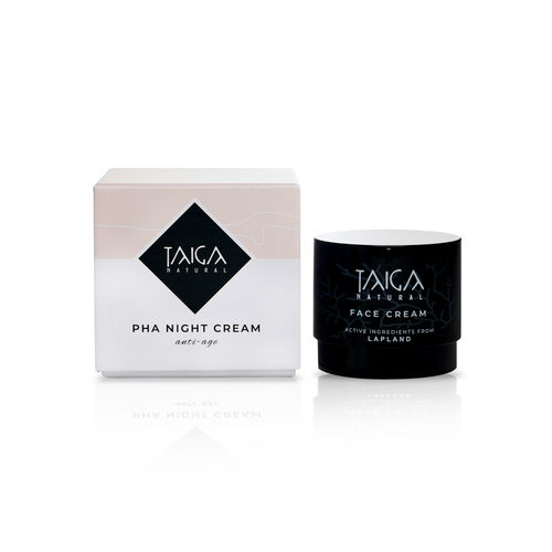 Taiga - PHA Night Cream Anti-Age - PHA-Yövoide 50ml